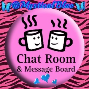 Other - 🦋CHAT ROOM 🦋MESSAGE BOARD🦋